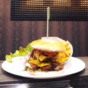 Burger Poulet Croustillant